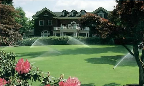 Garden Irrigation Systems Automatic Garden Watering System